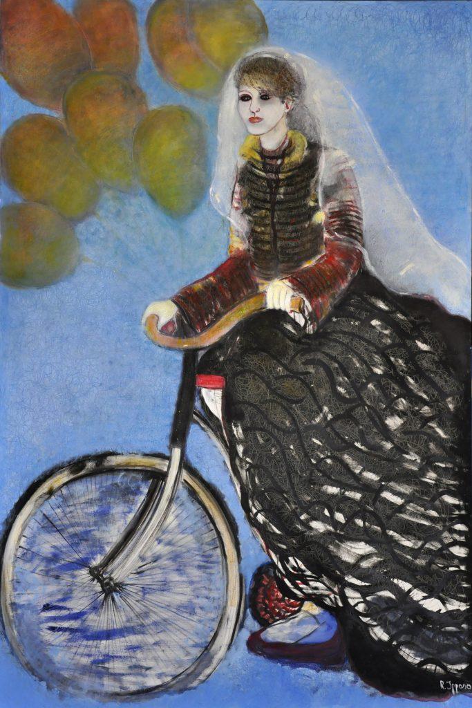 Donna in Bicicletta (2011)