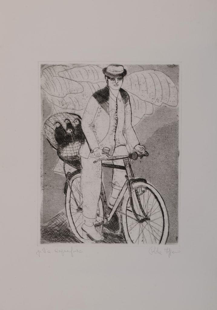 Giovane in bicicletta (1995)