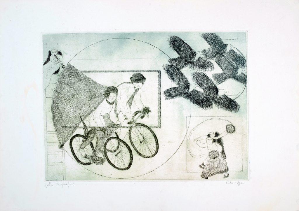 Innamorati in bici