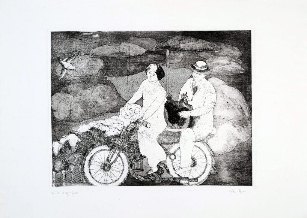 Sposi sulla moto (1995)