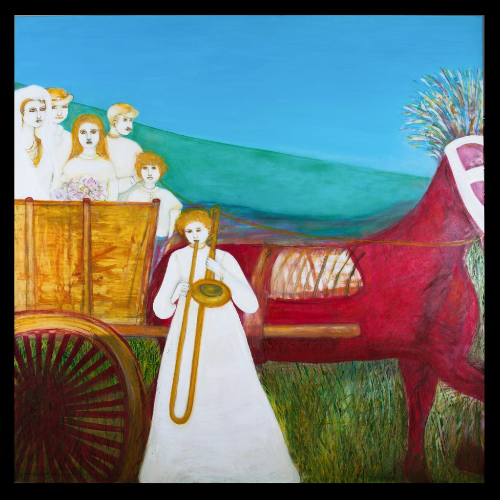 Il Matrimonio al Suono dell'Angelo (2017)